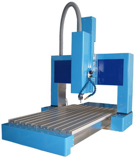 MillStep Automation GmbH · Ihr Partner für Fräsmaschinen · PA-Serie V3