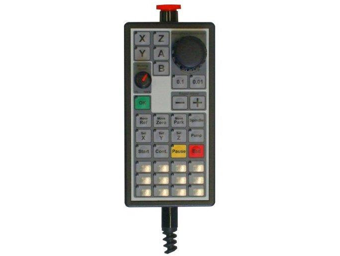 MillStep Automation GmbH · Ihr Partner für Fräsmaschinen · Handrad