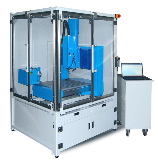 MillStep Automation GmbH · Ihr Partner für Fräsmaschinen · PAX V2