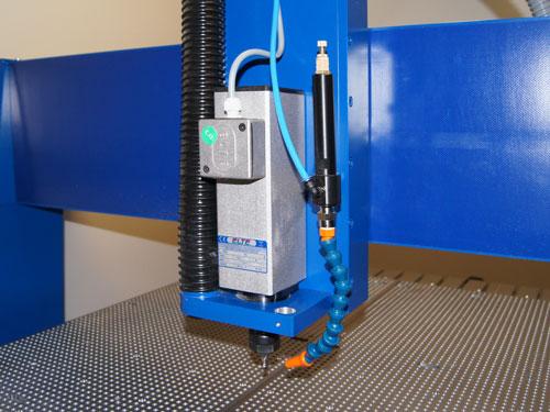 MillStep Automation GmbH · Ihr Partner für Fräsmaschinen · Kaltluftdüse