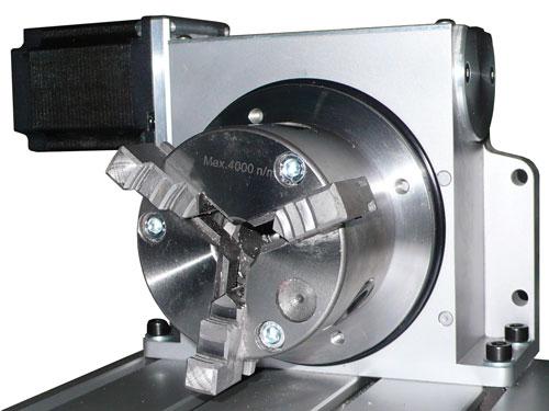 MillStep Automation GmbH · Ihr Partner für Fräsmaschinen · Drehachse
