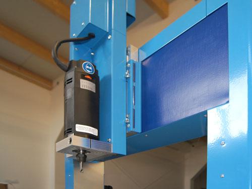 MillStep Automation GmbH · Ihr Partner für Fräsmaschinen · Fräsmotor Oberfräse