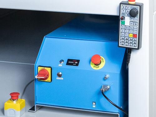 MillStep Automation GmbH · Ihr Partner für Fräsmaschinen · Steuerungen